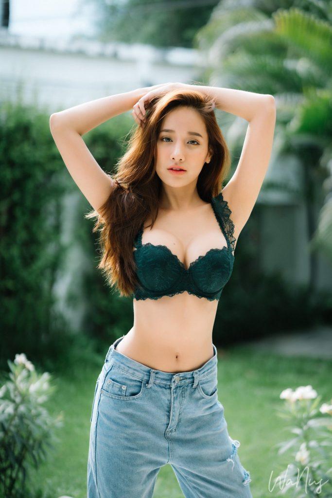 น้องมุก นางแบบไทยที่เซ็กซี่และดังที่สุด