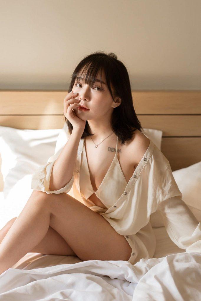 สาวไทยลุ๊คญี่ปุ่น